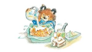 Take inspiration from Michael Bond's beloved Paddington Bear.