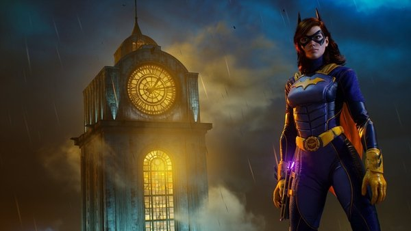 Gotham Knights is one of 2021's most eagerly-anticipated games