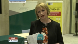 Sinead reports from the Department of Health