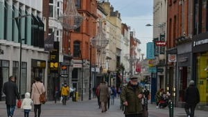 The KBC Bank Ireland consumer sentiment index rose to 77.1 in March from 70.8 in February