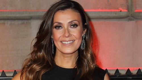 Kym Marsh is recovering at home following surgery