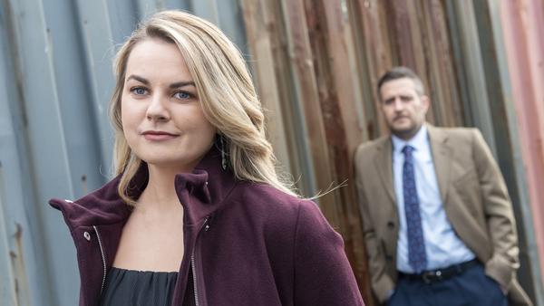 Michelle lets Rory know that she is moving on in Ros na Rún this week