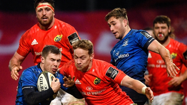 Munster and Leinster clash in a mouthwatering Pro14 final