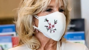 """""""That's how Jill Biden ended up wearing our embroidery"""""""