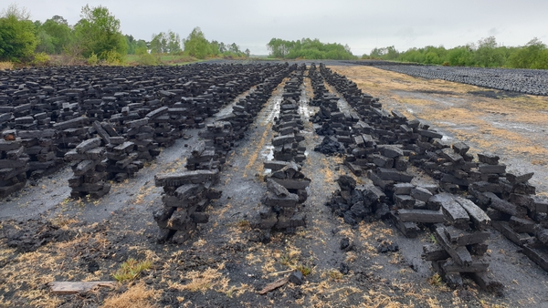 Bord na Móna has announced it is ending all peat harvesting