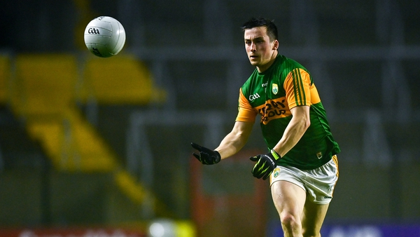 Paul Murphy in action for Kerry during the 2020 championship defeat to Cork