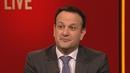 Tánaiste Leo Varadkar was speaking to RTÉ's Claire Byrne Live programme
