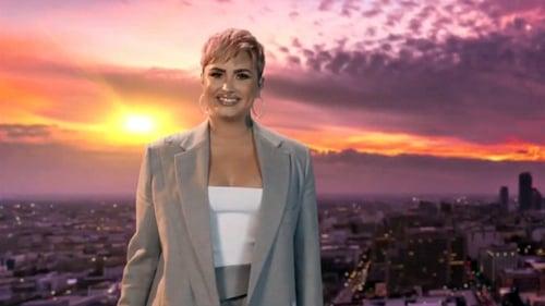 Demi Lovato on the recent Celebrating America TV special