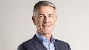 Brendan McAtamney, the CEO of UDG Healthcare