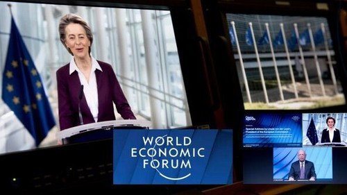 Ursula von der Leyen has called for a global agreement on protecting biodiversity with the same scale and ambition as the Paris climate pact