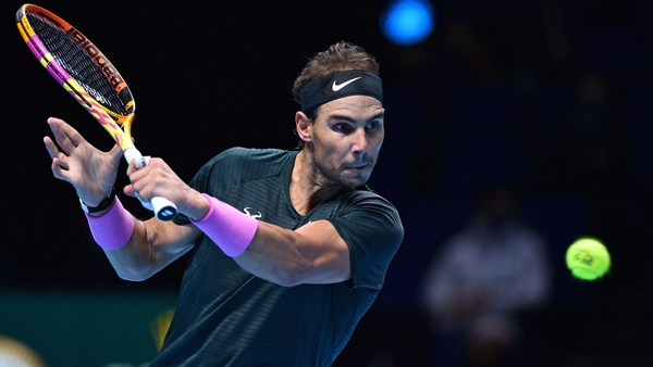 """Rafael Nadal: """"For us it is good at least that we can keep playing tennis."""""""