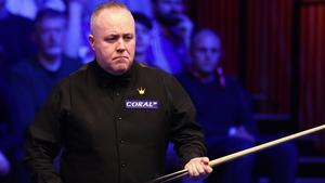 John Higgins will face Ronnie O'Sullivan in Sunday's final