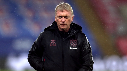 "David Moyes: ""I think we are not scratching the surface yet"""