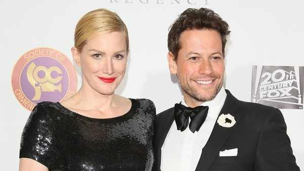 Alice Evans and Ioan Gruffudd met on the set of their 2002 film 102 Dalmatians and married in 2007