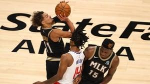 Trae Young won a first NBA All-Star last season