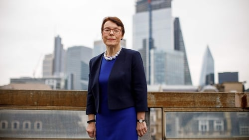 City of London Corporation's Catherine McGuinness