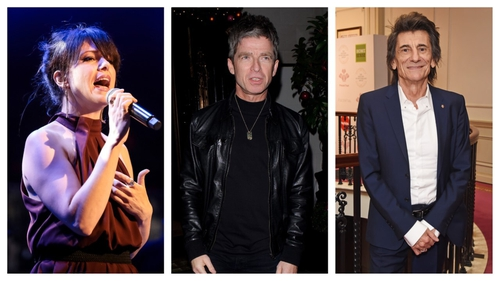 Imelda May has joined forces with Noel Gallagher for her new song