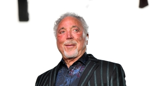 Tom Jones is one of the guests on The Late Late Show