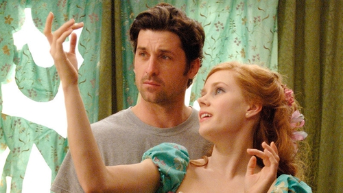Dempsey and Adams in Enchanted