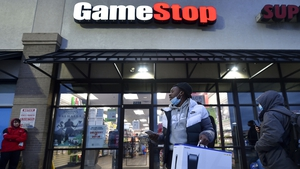 The phenomenon has driven a 1,500% rally in the shares of videogame retailer GameStop