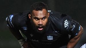 Leone Nakarawa will arrive at Ulster ahead of next season