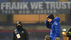 Thomas Tuchel oversaw a performance where Chelsea dominated possession but lacked a killer edge