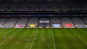 Cork were beaten in the All-Ireland final by Dublin in December