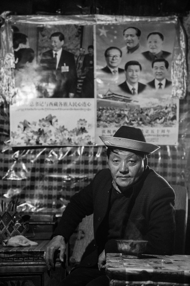 (Tianyang Wang, China, Youth Shortlist, 2021 Sony World Photography Awards/PA)