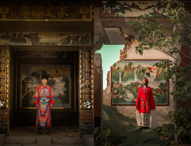 (Yanan Li, China, Student Shortlist, 2021 Sony World Photography Awards/PA)