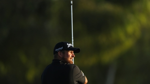 Shane Lowry shot four birdies and two bogeys