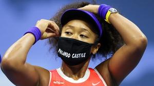 Naomi Osaka was named Forbes' highest-paid female athlete