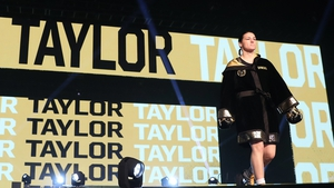 """Katie Taylor: """"I think it has been one of my best years yet, thank God."""""""