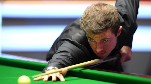Jack Lisowski is into the German Masters quarter-finals