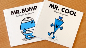 The Mr Men series was followed by the Little Miss series of books
