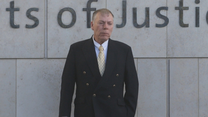 Gerard           Gunnery Snr has been jailed for four years