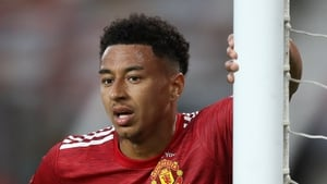 Lingard has played just three times for Manchester United this season