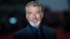 """Pierce Brosnan - """"I go to the studio each day, even if it's just to clean the brushes or move the paints around"""""""