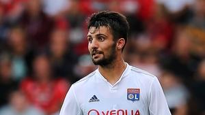 Leo Dubois scored Lyon's winner