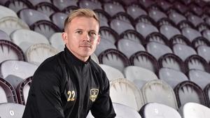 Conor McCormack has reunited with John Caulfield