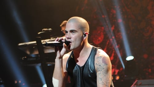 """Max George - """"It took me a hell of a long time to accept myself that I had these problems"""""""
