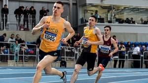 Athletics Ireland have cancelled next month's National Indoor Championships