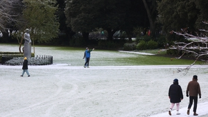 Some accumulations of snow are likely in some areas (File image: RollingNews.ie)