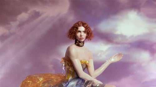 Sophie, pictured on the cover of the album Oil of Every Pearl's Un-Insides
