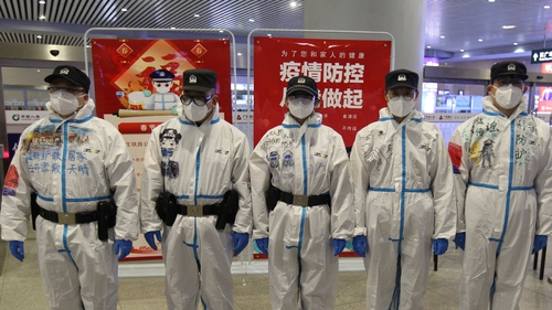 At least 206 infections across China have been linked to a cluster