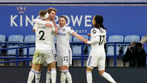 Leeds United are up to 12th in the Premier League table