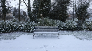 Met Éireann says some accumulations of snow are possible (File image: Rolling News)