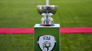 A view of the President's Cup
