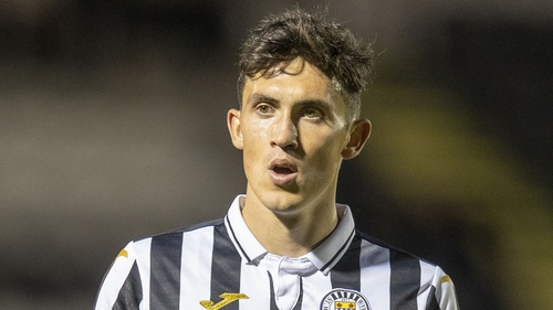 """Jamie McGrath: """"We knew it was maybea good time to catch Celtic."""""""
