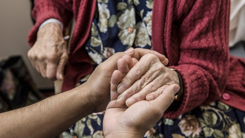 Visitor restrictions are nursing homes are being eased