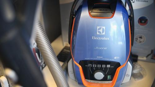 Electrolux Professional said its second quarter sales were up 32%